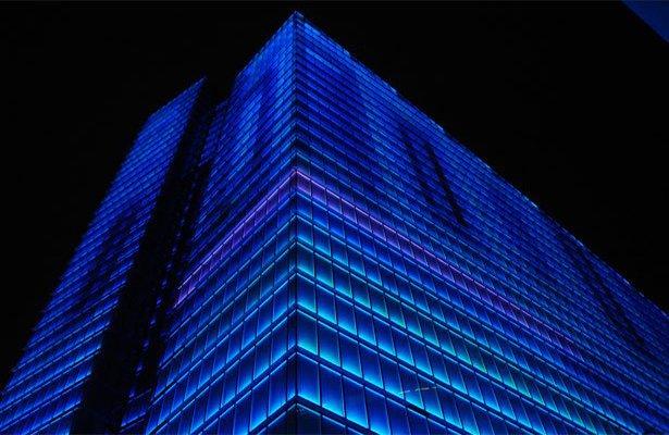 اصول نورپردازی ساختمان