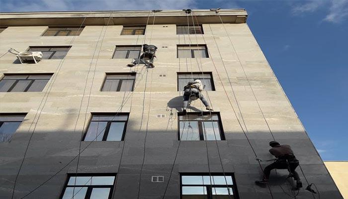 مجری پیچ رولپلاک نما در تهران