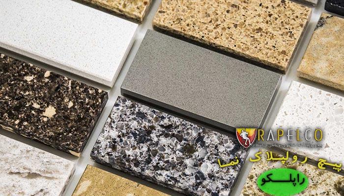 انواع سنگ نمای گرانیت