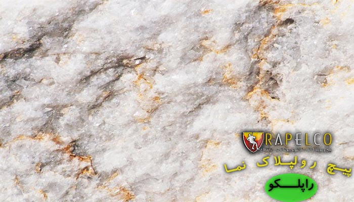 سطح صاف سنگ نمای مرمر