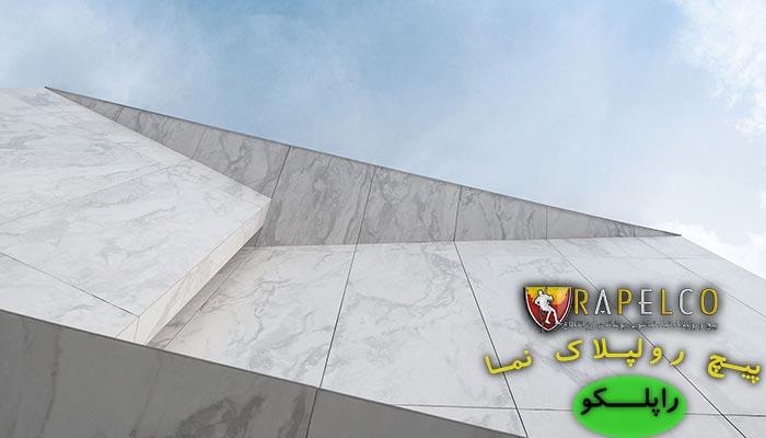 سنگ نمای مرمر از زیباترین سنگ هاست!